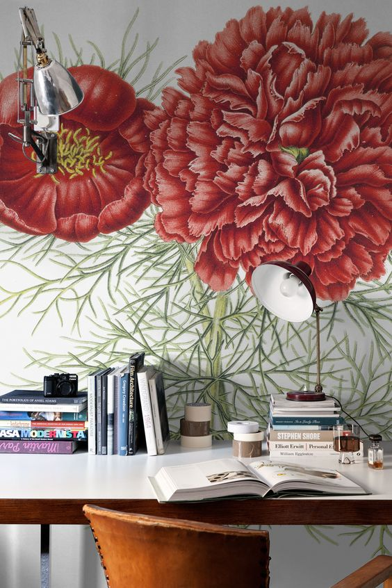 Wallpaper Inspirations for Every Room