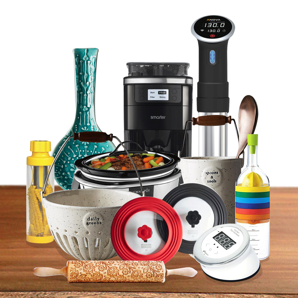 Hi-Tech Kitchen Gadgets & Innovative Tools To Own