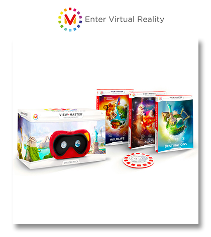 Virtual Reality Starter Pack
