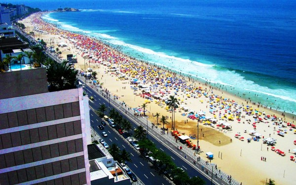 Copacabana-Beach-Rio-De-Janeiro-Brazil