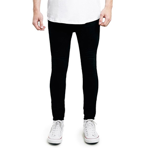 2-Topman Spray On Skinny Fit Jeans