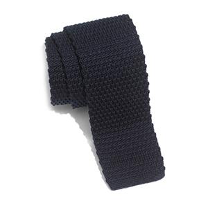 6-Skinny Knit Tie by 1901