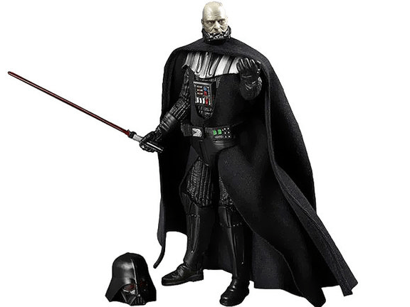 Action Figure-Star Wars-Star Wars Black Series Darth Vader Emperors Wrath Action Figure