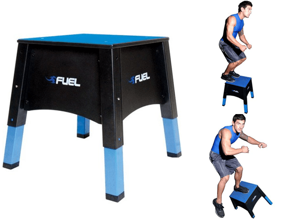 Plyometrics Box-Fuel Pureformance-Fuel Pureformance Adjustable Plyometrics Box.png