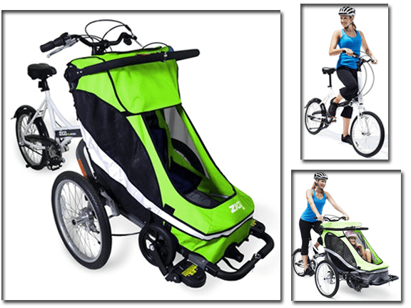 Bike-Baby Carrier Bike-Zigo Leader X1 Carrier Bicycle.png