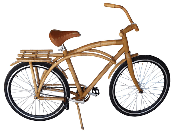 Bike-Wooden Bike-Zew Tan Bamboo 70-inch x 24-inch x 41-inch Single-speed Eco-friendly Urban Bicycle.png
