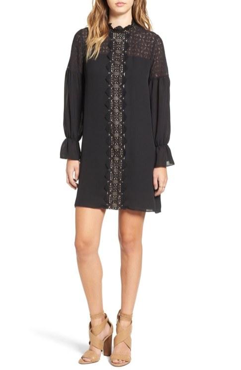 crochet-shift-dress