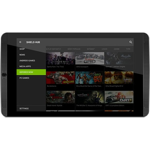 NVIDIA Shield 16GB Tablet K1