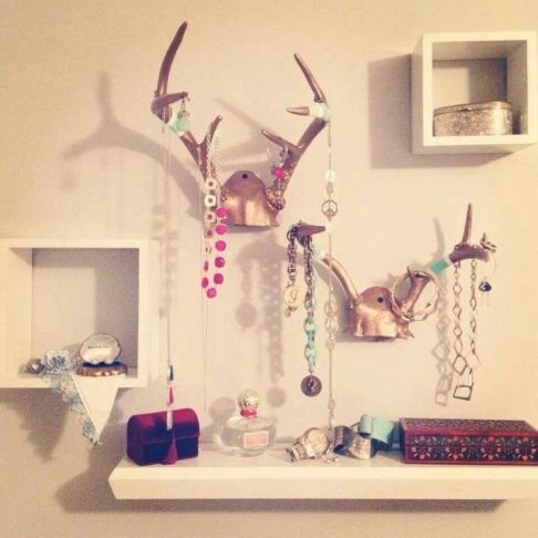faux-antler-wall-decor-etsy