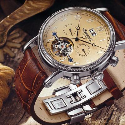 ingersoll-richmond-automatic-silver