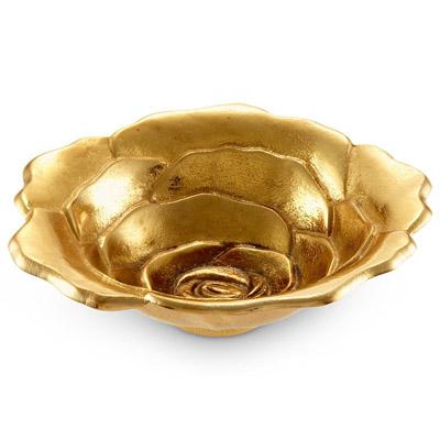 rose-8-inch-golden-bowl
