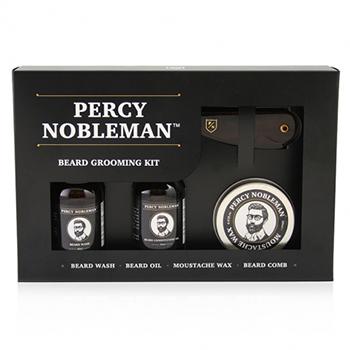 Pomades | Percy Nobleman Beard Grooming Kit - $40.00