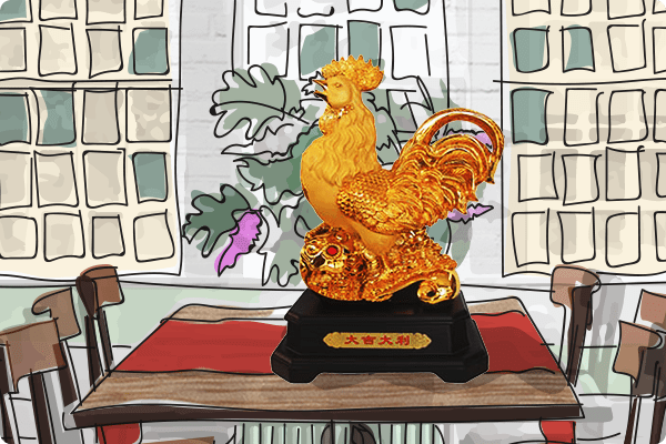 Year of the rooster feng shui