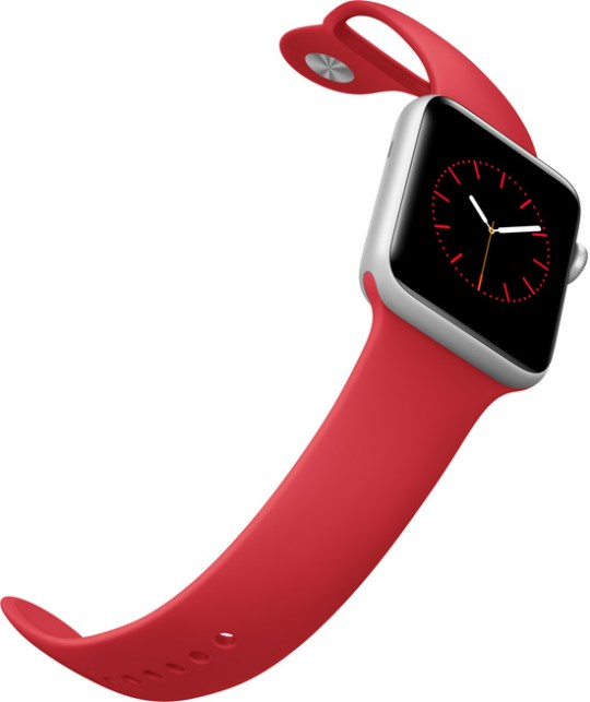 (RED) Apple Watch