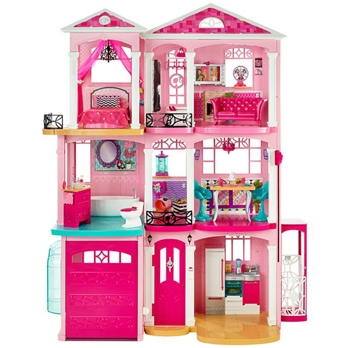 Mattel-Barbie Dreamhouse