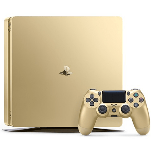Sony-Playstation 4 Gold