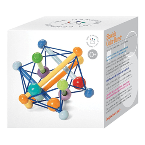 The Manhattan Toy Co-Skwish Color Burst Boxed