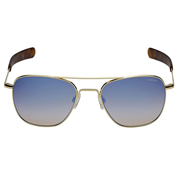 Men's Summer Clothes : Randolph Eyewear Infinity Aviator