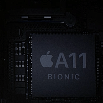 iPhoneX, iPhone8 A11 OS11 Bionic chip core