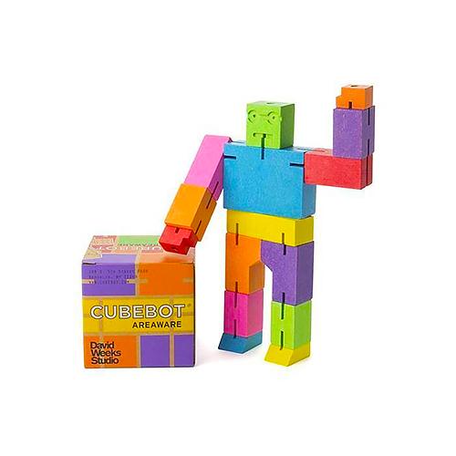 Cubebot, robot toy