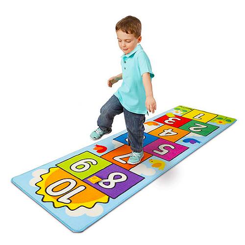 hopscotch rug