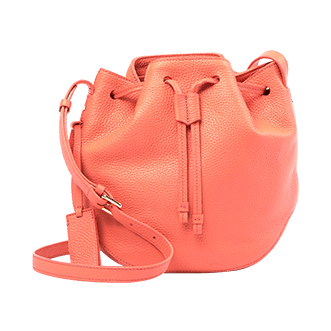 Neely & Chloe Leather Bucket Bag