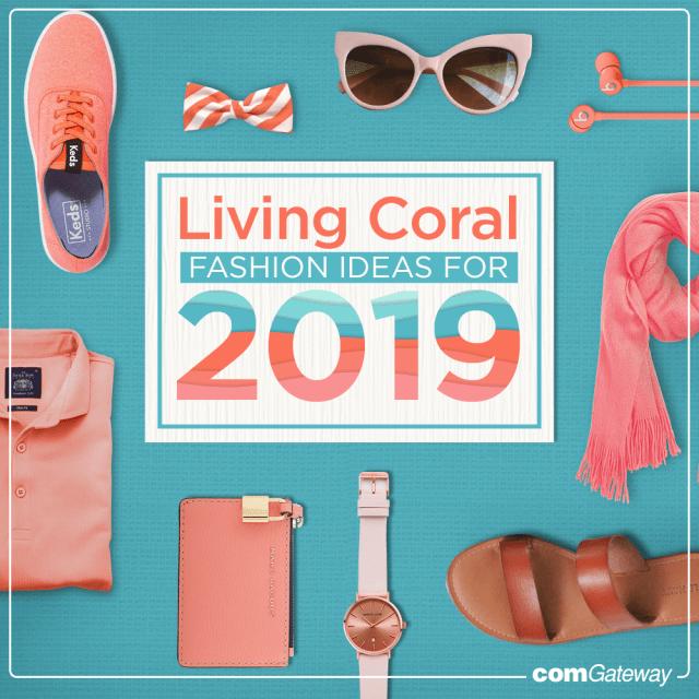 Living Coral Pantone 2019 comGateway