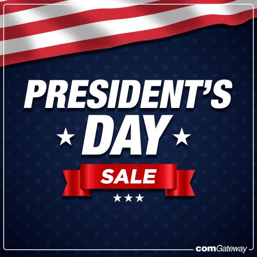 President's Day Sales