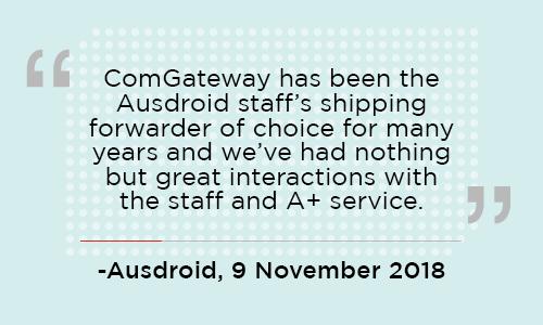 Ausdroid comGateway review