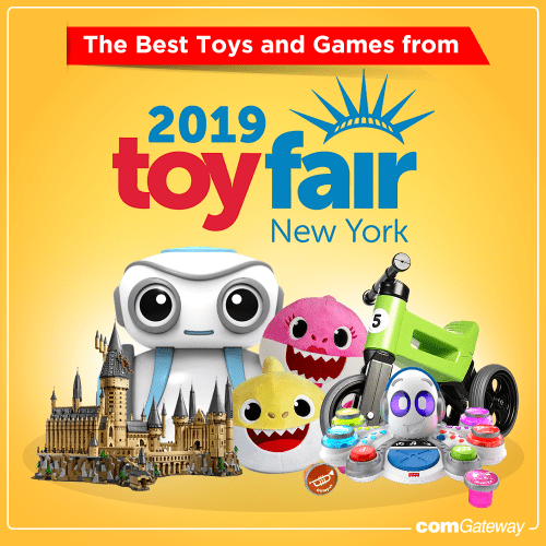 Best Toys Of 2019 The Best Toys and Games from Toy Fair New York 2019 | comGateway