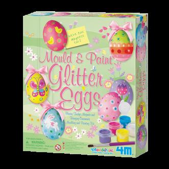 Glitter Eggs Kit