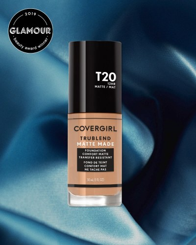 Best Foundation- Covergirl TruBlend Matte Made Liquid Foundation