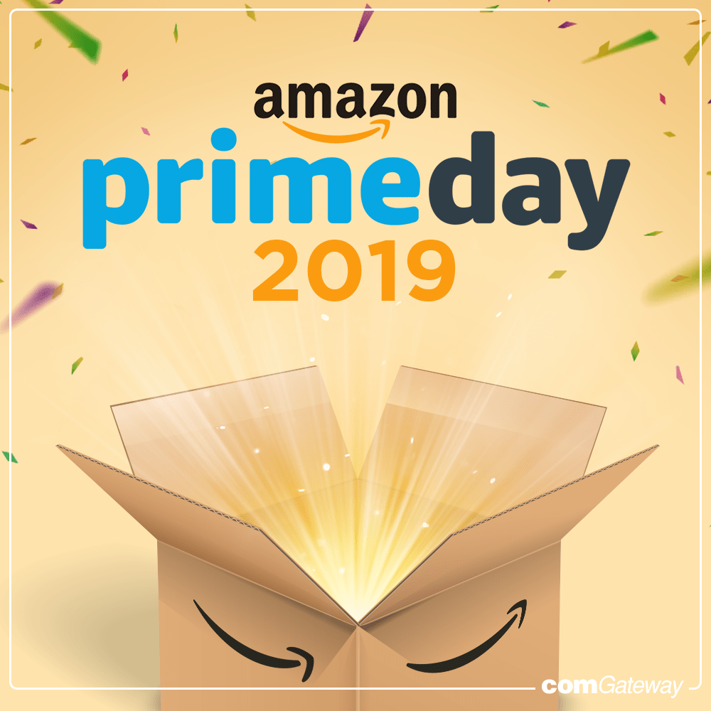 Amazon Prime Day 2019 blog cover