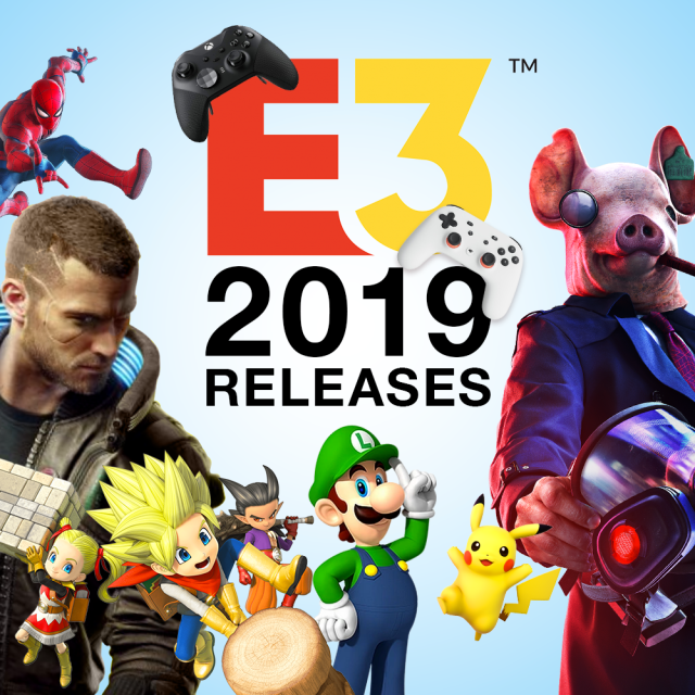 E3 2019 Games To Buy