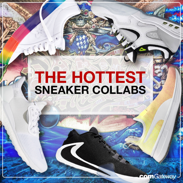 the hottest sneaker collabs blog cover
