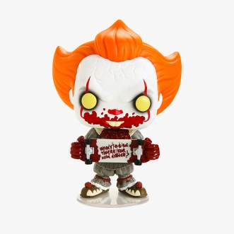 IT Chapter 2 merch- Hot Topic Pennywise Vinyl Figure