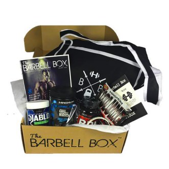 The Barbell Box subscription box