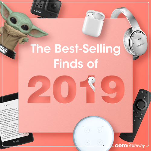 The Best-Selling Finds of 2019- blog cover