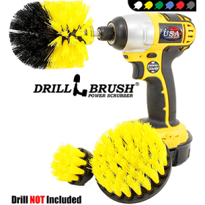 Drillbrush Power Scrubber