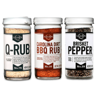 Lillie's Q BBQ Rub Trio