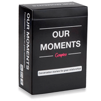 Our Moments Card Game for Couples