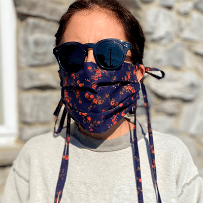 Araks Protective Face Mask Liberty Elizabeth