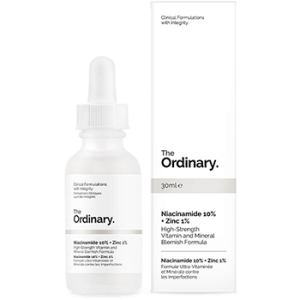 The Ordinary Niacinamide with Zinc