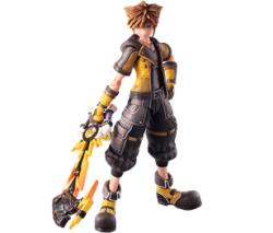 Square Enix Sora Guardian Form