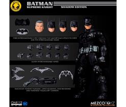 DC Batman: Supreme Knight - Shadow Edition