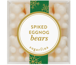 Sugarfina Spiked Eggnog Bears