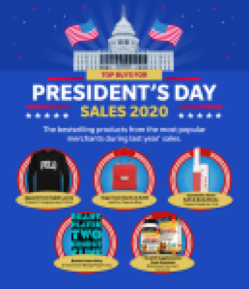 Bestselling products from President's Day sales 2020