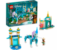 LEGO Disney Raya and Sisu Dragon