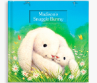 Maia Hagg Snuggle Bunny Personalized Book