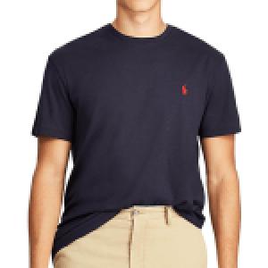 Ralph Lauren Jersey Crewneck T Shirt